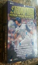 1999 TOPPS Baseball Cards Series Two STADIUM CLUB 6 cards 24 packs
