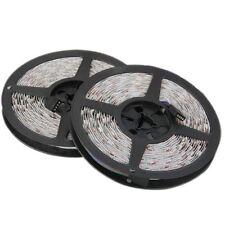 2 x 5M 10M 5050 SMD 600 LED RGB Flexibles Streifen-Licht Auto DC 12V DE