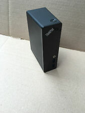 Lenovo ThinkPad Basic USB 3.0 Docking Station Port Replicator 03X6777