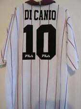 West Ham United 2001-2003 Di Canio Away Football Shirt Size XL /37582