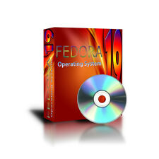 LINUX FEDORA Operating System 2013 to replace your  Windows XP Vista  7 8 DVDROM