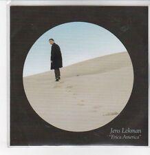 (DQ630) Erica America, Jens Lekman - 2012 DJ CD