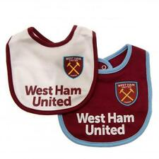 West Ham United Utd Fc 2 Pack Bibs
