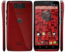 Motorola Droid MAXX 4G LTE RED c(Verizon) Unlocked Smartphone Cell Phone XT1080m