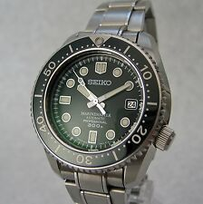 Seiko Marine Master ZAGG Crystal / Bezel Protector KEEP YOUR WATCH SHINY Set 2