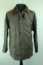 A Stunning Rare Classic Barbour Bedale Country WAX Waxed Jacket Coat A100 C42