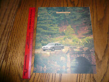 1995 Oldsmobile Eighty Eight Sales Brochure