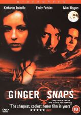 CULT TEENAGE HORROR DVD – WEREWOLVES – GINGER SNAPS
