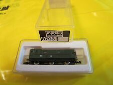 Marklin Mini Club 8703 Z Scale Baggage Wagon