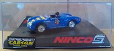 Ninco S Porsche 550 Spyder Scalextric SCX Slot.it Scaleauto SRC