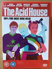 THE ACID HOUSE ~ 1998 British / Scottish Irvine Welsh Cult Film | UK DVD
