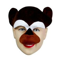 Monkey Chimp Mask Animal Fancy Dress Costume Accessory P984