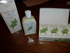 Crabtree And Evelyn Lily of the Valley x3 Bath Soap & Muguet Lotion 8.5 fl oz
