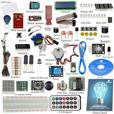 Servo RFID Starter Learning Kit for Arduino from Knowing to Utilizing no R3
