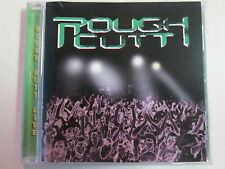 ROUGH CUTT LIVE 1996 13 TRACK PROMO CD W/3 NEWS STUDIO TRACKS QUIET RIOT HTF OOP