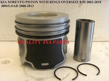 KIA SORENTO HYUNDAI I800 2.5 CRDI D4CB 16V Engine Crankshaft PISTON  Brand NEW