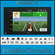 "PARROT ASTEROID SMART 6.2"", 4x USB, iPHONE, NAVIGATION, BLUETOOTH, ANDROID, SDHC"