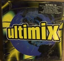 ULTIMIX 78 LP Wyclef Shaggy Jessica Simpson WHITNEY HOUSTON issac hayes NEW