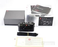 Leica M7 0.85 35mm Rangefinder Film Camera, Black w/ Box & Accessories