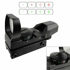 Tactica lHolographic Rifle Shotgun Air rifle Scope 4 Reticle Red/Green Dot Sight