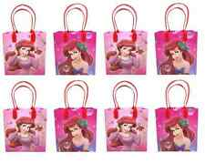 20 bags LITTLE MERMAID Party Favor Goody gift Candy bags birthday mickey minnie