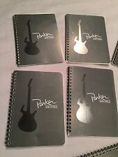 ORIGINAL BOSTON ISSUE PARKER FLY MOJO GUITAR HANDBOOK deluxe nitefly select maxx