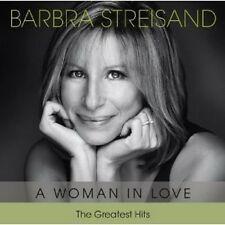 Barbra Streisand-A woman in love-The Greatest Hits CD ++++ 18 tracks +++++ NUOVO