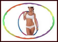 Fitnessreifen Massage Body Hula Hoop Hup Hop Reifen Fitness Gymnastik Training