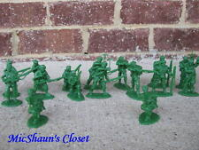 Roger's Rangers French Indian War Armies in Plastic 1/32 54MM Toy Soldier