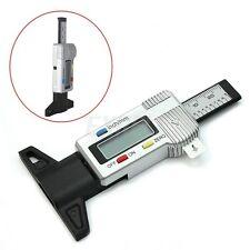 Manometro con LCD Display Misuratore Pressione Pneumatici Gomme Auto Veicoli