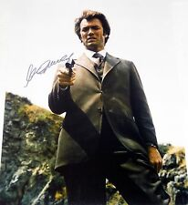 CLINT EASTWOOD HAND SIGNED AUTOGRAPHED DIRTY HARRY 16X20 PHOTO! W/ PROOF +C.O.A.
