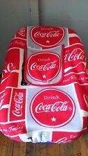 COCA COLA FLEECE BABY CARRIER COVER