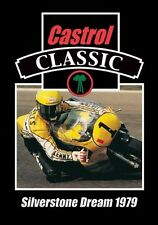Silverstone Dream 1979 - British GP (New DVD) Motorcycle Sport Roberts Sheene