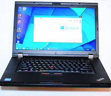 Lenovo laptop w530 180gb 20gb Ram 2.70 ghz Windows 8 64 bit Works Great