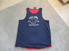VINTAGE Ralph Lauren Polo Jeans Reversible Basketball Jersey Size Adult Large