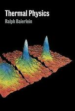 Thermal Physics by Ralph Baierlein (1999, Paperback)