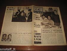 RIVISTA DETECTIVE CRIMEN=1959/11=LE SQUILLO DI PONTEDERA=