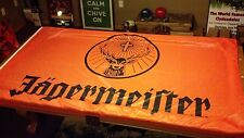 Large 5' x 8' Jagermeister Flag - Banner - Backdrop - Heavy Duty Material - NEW!