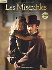 Les Miserables Mis Solos From The Movie Alto Saxophone Play SAX Music Book