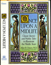 PARANORMAL METAPHYSICAL ONCE UPON A MIDLIFE ALLAN CHINEN H/C D/J 1992