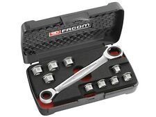 Facom Ratcheting Wrench Set 11 In 1