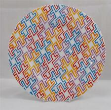 Villeroy & and Boch ANMUT GEOMETRY salad / dessert plate 22cm NEW NWL