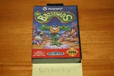Battletoads (Sega Genesis) NEW SEALED, NEAR-MINT, VERY RARE!