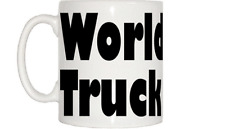 World's Best Truck Driver Mug