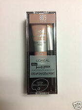 L'Oreal HiP Cream Paint Eye Shadow LOFTY #809 NEW.