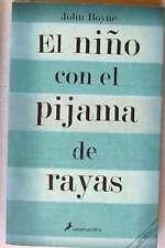 EL NIÑO CON EL PIJAMA DE RAYAS - JOHN BOYNE - ED. SALAMANDRA 2008 - VER