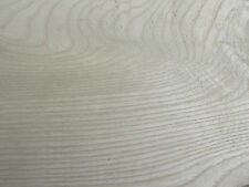 """White Ash Wood Sample (1/2"""" x 3"""" x 6"""") for Collection, Intarsia, Knives, Crafts"""