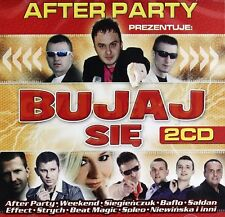 After Party prezentuje - Bujaj się DISCO POLO CD POLISH POLSKIE
