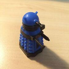 Dr. Doctor Who Character Building Series 1 Blue Dalek Strategist