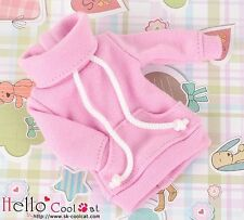 ☆╮Cool Cat╭☆ 315.【NH-A11】Blythe Pullip Lovely Clothe Pocket Top # Pink Purple